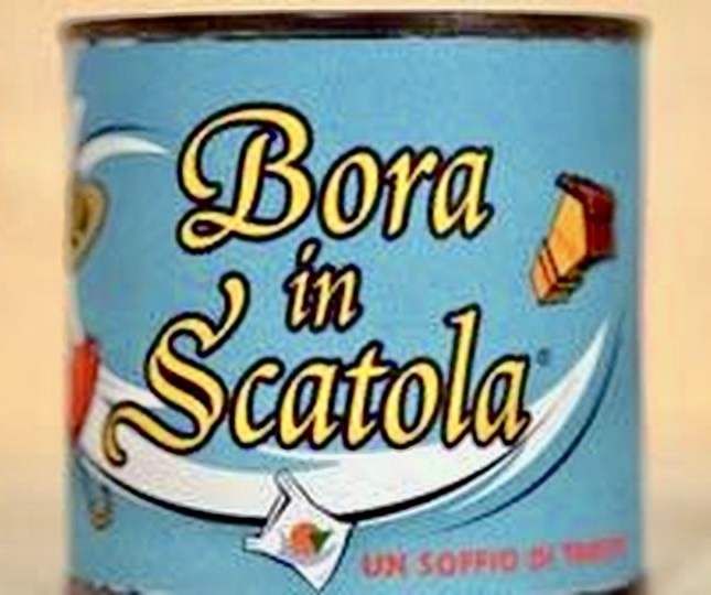 Die Bora in Scatola war die Initialzündung für das Bora-Museum.