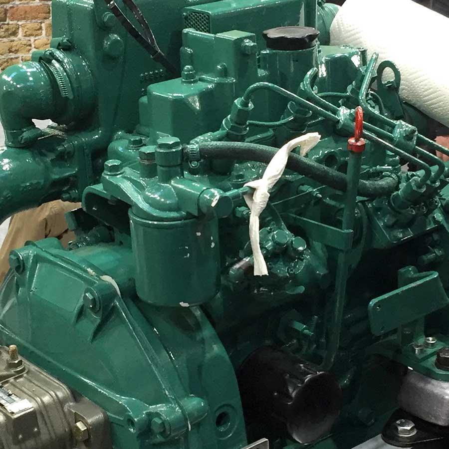 GEZEIT-Seemannssonntag-Dieselmotor